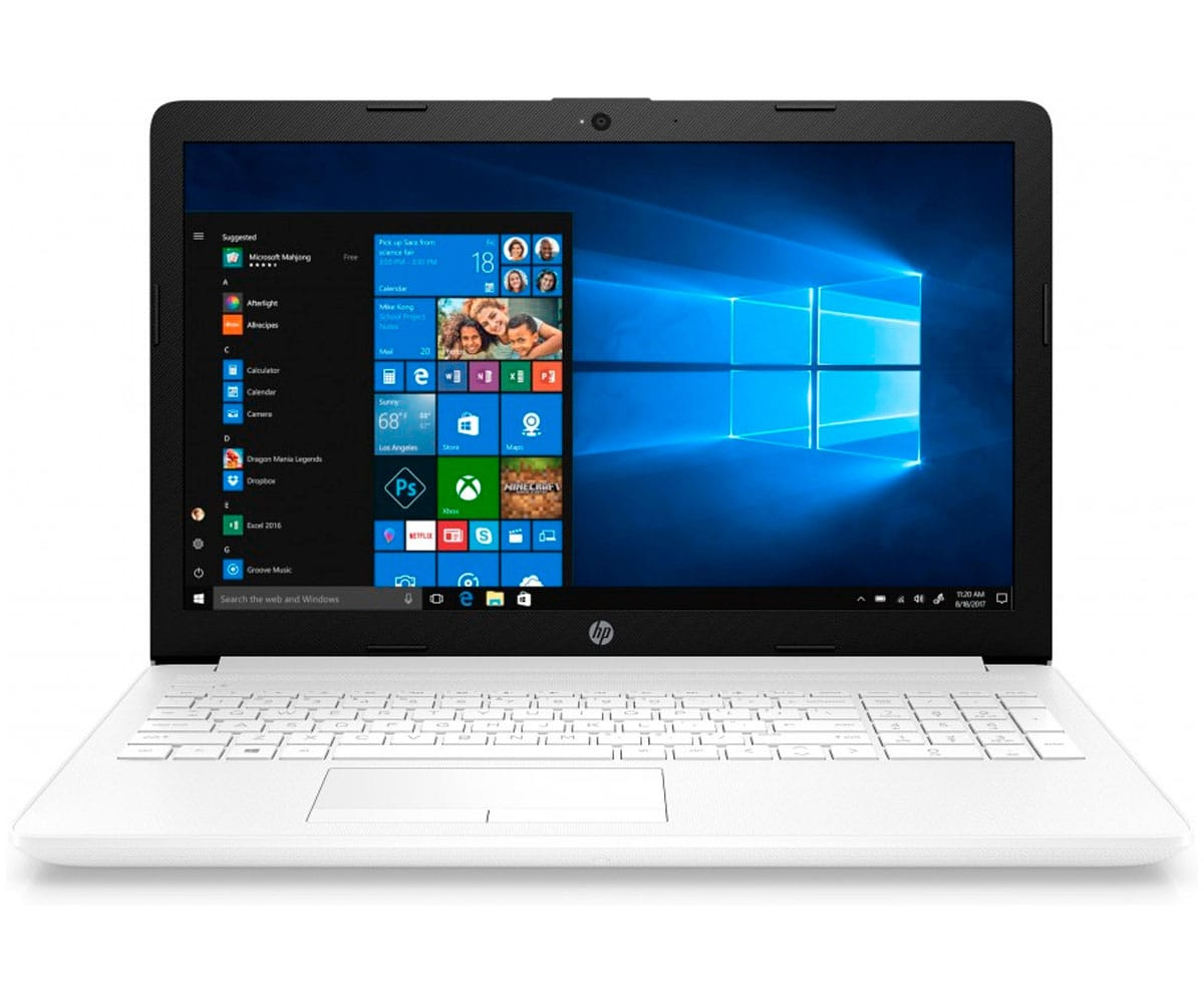 HP 15-DB0019 PORTÁTIL BLANCO 15.6 LCD WLED HD READY/A9 3.1GHz/1TB/12GB RAM/W10 HOME - 15-DB0019 WHITE