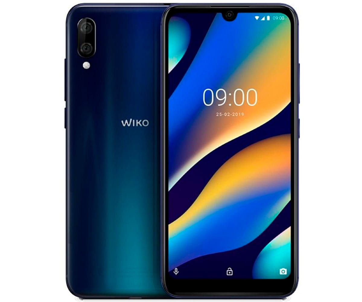 WIKO VIEW3 LITE NIGHT BLUE MÓVIL 4G DUAL SIM 6.09 IPS HD+/8CORE/32GB/2GB RAM/13+2MP/5MP