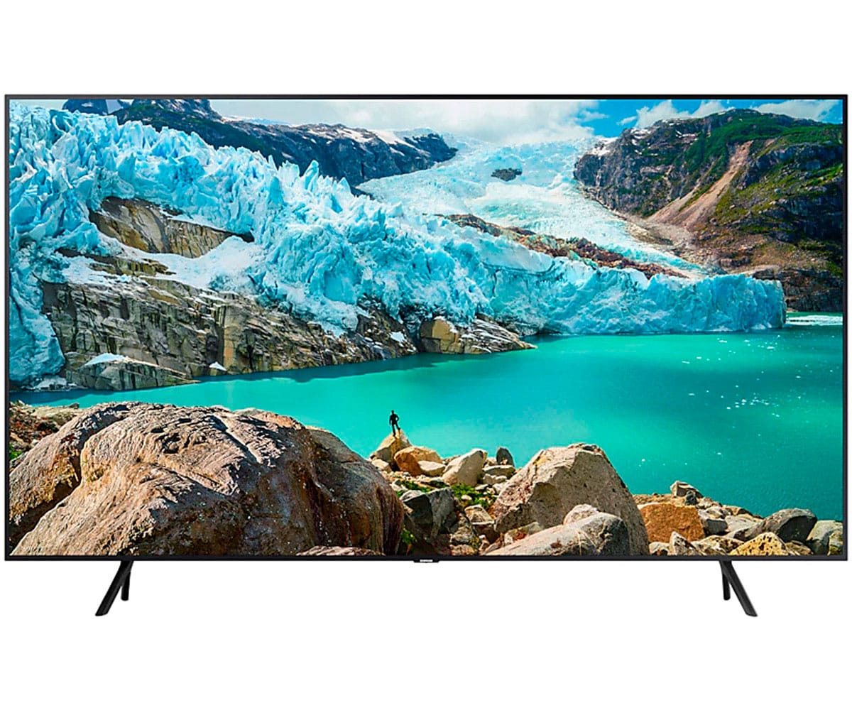 SAMSUNG UE65RU6025K TELEVISOR 65'' LCD LED UHD 4K HDR SLIM SMART TV WIFI BLUETOOTH
