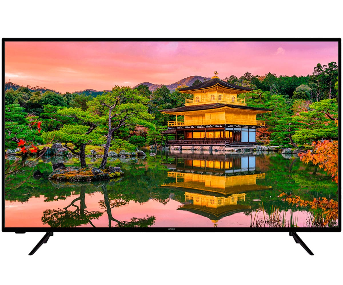 HITACHI 43HK5600 TELEVISOR 43'' LCD LED UHD 4K HDR SMART TV SMARTVUE