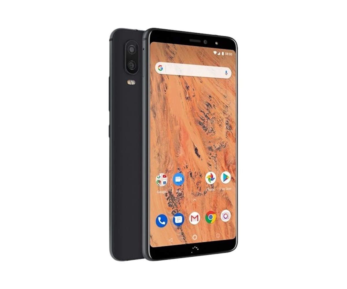 BQ AQUARIS X2 NEGRO MÓVIL 4G 5.65'' IPS FHD+/8CORE/32GB/3GB RAM/12MP/8MP