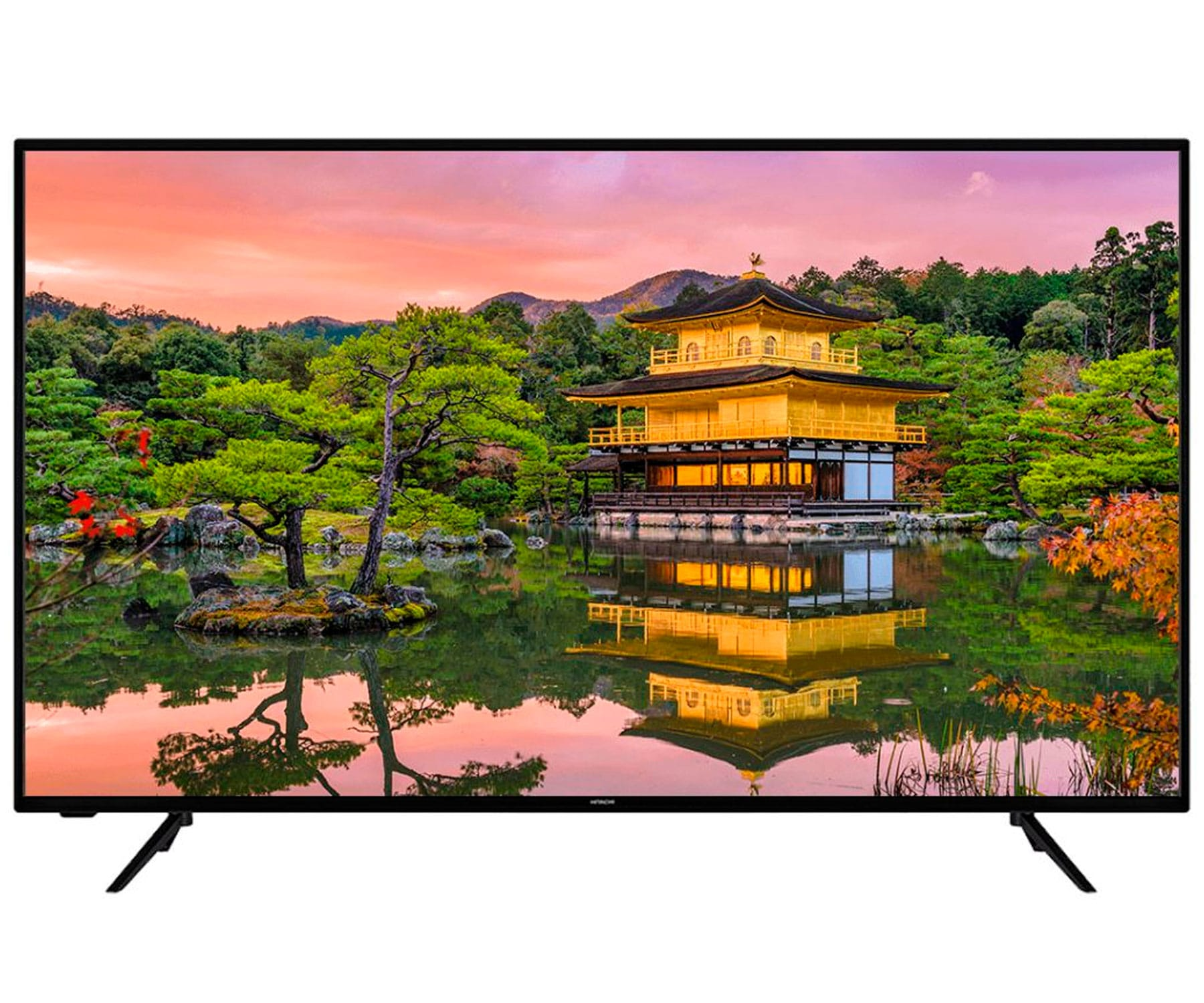 HITACHI 55HK5600 TELEVISOR 55'' LCD IPS DIRECT LED 4K SMART TV WIFI