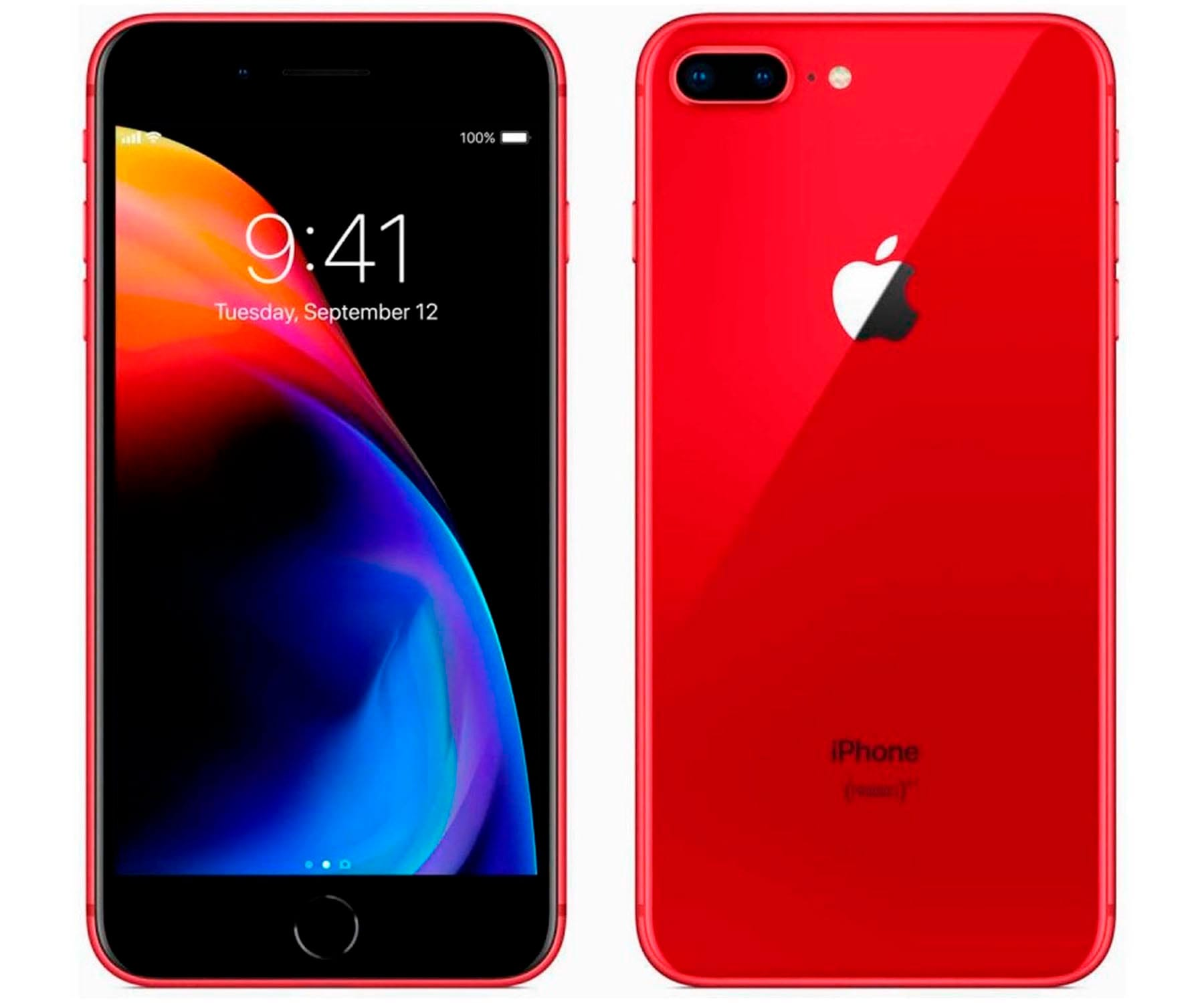 APPLE IPHONE 8 64GB ROJO REACONDICIONADO CPO MÓVIL 4G 4.7'' RETINA HD/6CORE/64GB/2GB RAM/12MP/7MP