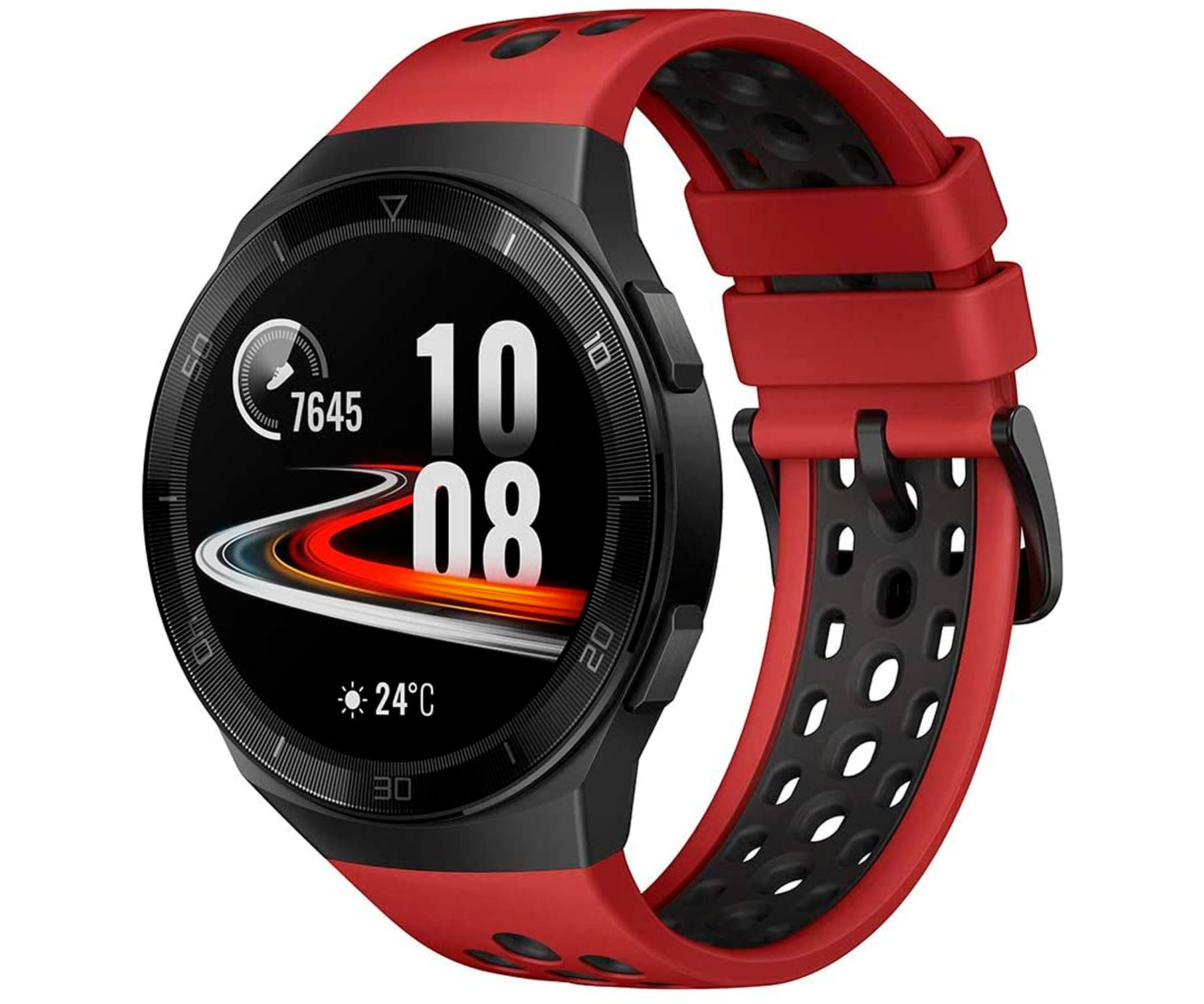HUAWEI WATCH GT 2e SPORT ROJO SMARTWATCH TÁCTIL AMOLED 1.39'' GPS 5ATM BLUETOOTH