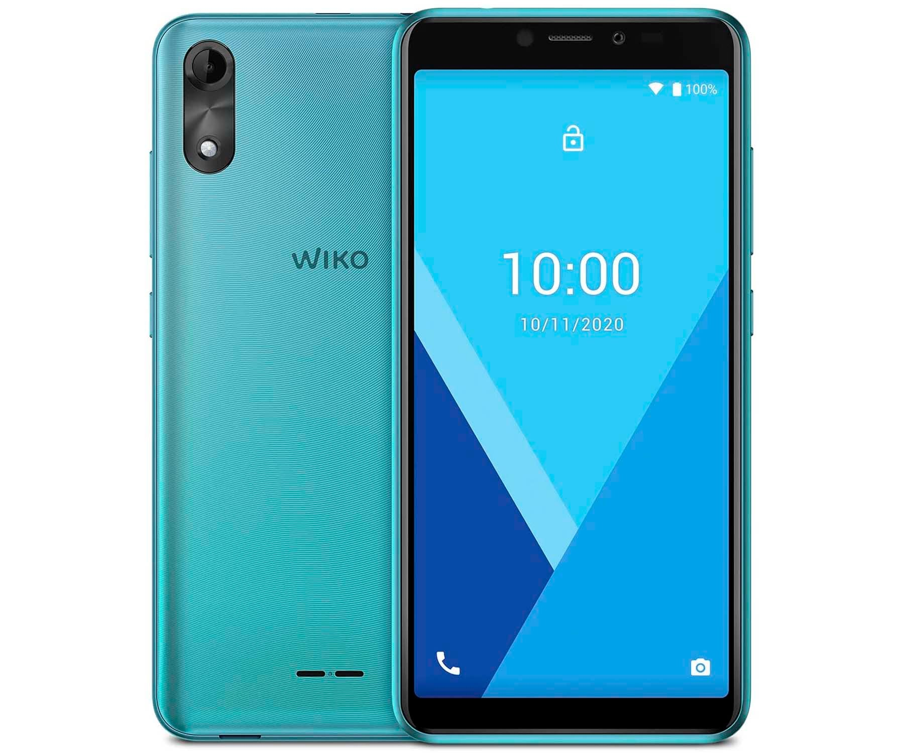 WIKO Y51 MENTA MÓVIL 3G DUAL SIM 5.45'' TN FWVGA+ QUADCORE 16GB 1GB RAM CAM 5MP SELFIES 5MP