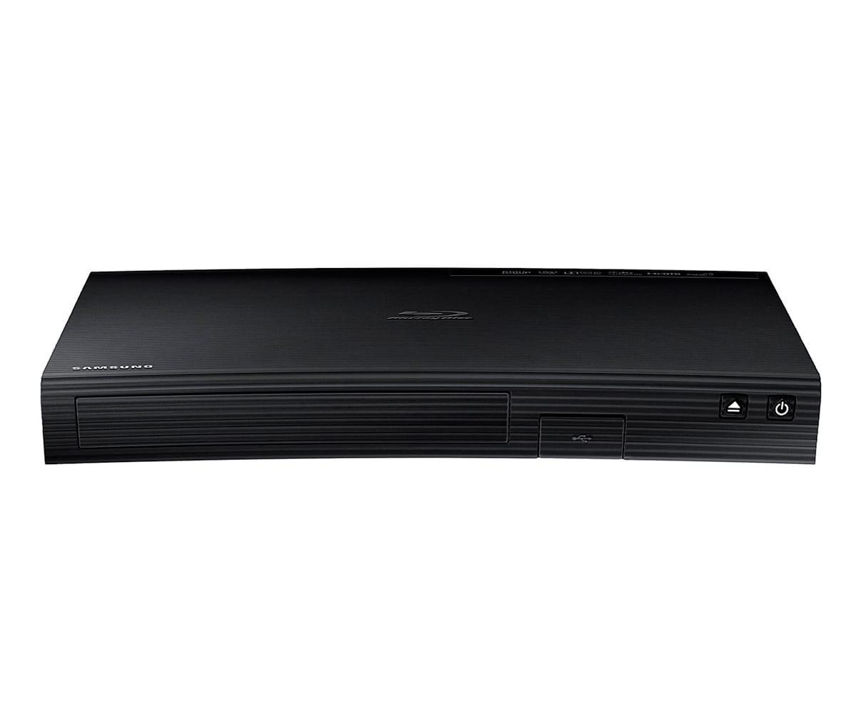 SAMSUNG BD-J5500 BLU-RAY 3D CURVO FULL HD - BD-J5500 NEGRO
