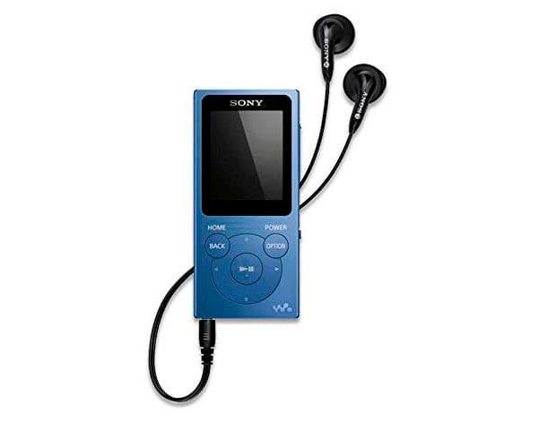 SONY NWE393L AZUL REPRODUCTOR MP4 4GB - NWE393L.CEW AZUL
