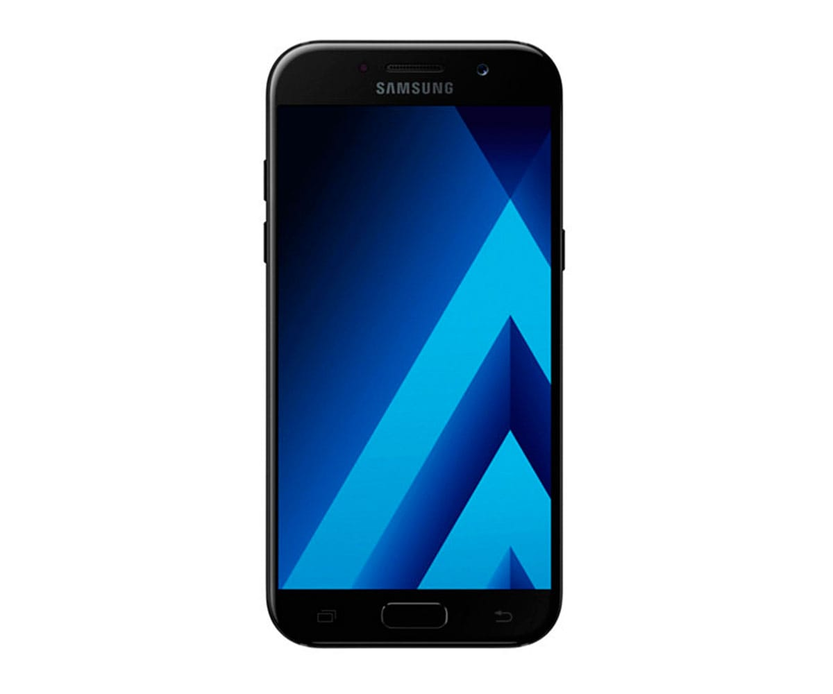 SAMSUNG GALAXY A5 (2017) NEGRO MÓVIL 4G 5.2'' SAMOLED FHD/8CORE/32GB/3GB RAM/16MP/16MP