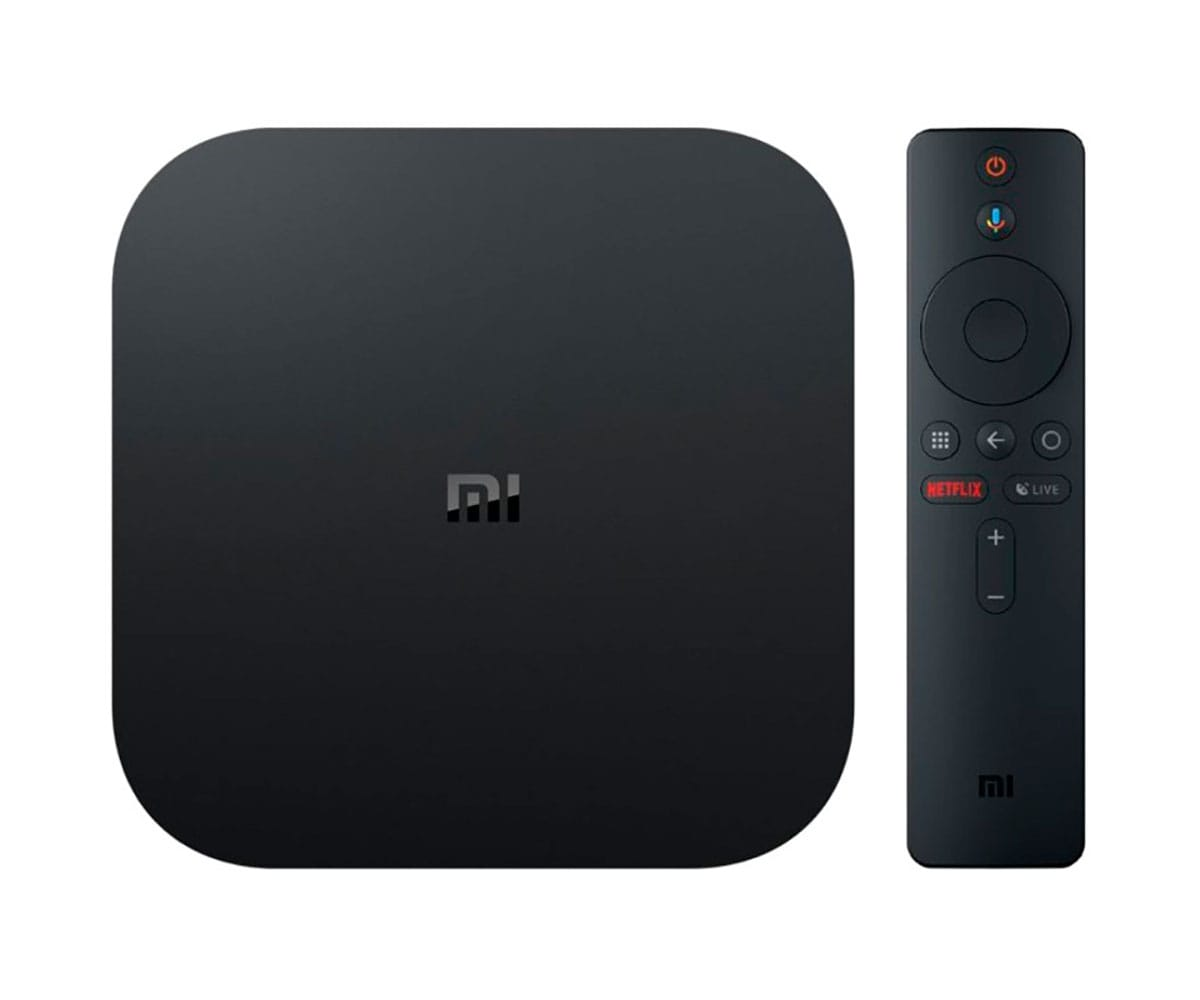 XIAOMI MI BOX 3S VERSIÓN INTERNACIONAL TV BOX 4K ANDROID TV 6.0 MULTI-IDIOMA - MDR-16-AB