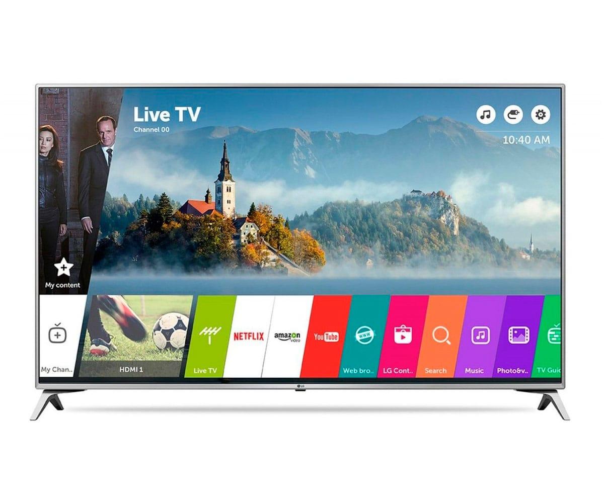 lg 43uj651v televisor 43 39 39 lcd led uhd hdr 4k smart tv wifi webos 3 5. Black Bedroom Furniture Sets. Home Design Ideas