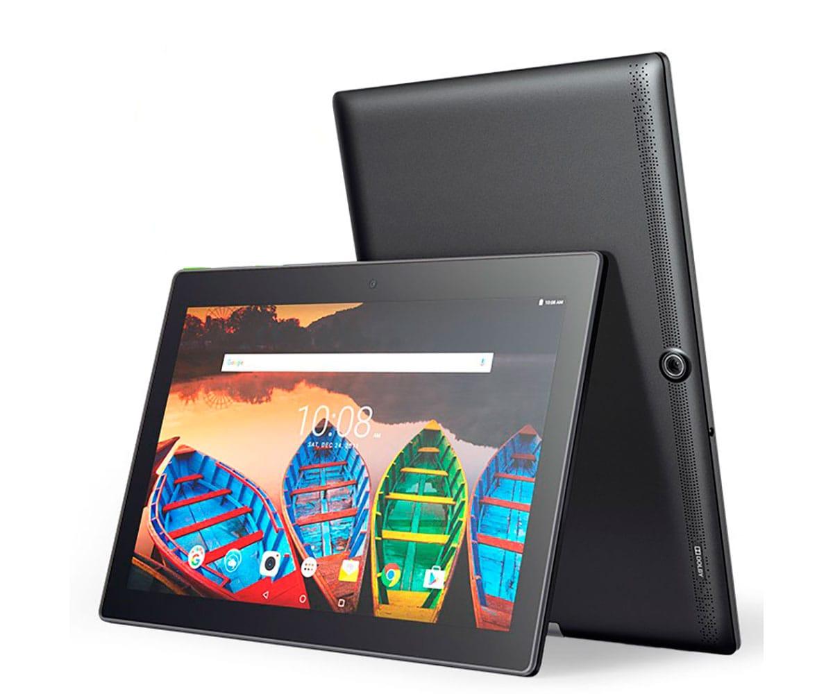 LENOVO TAB 3 10 PLUS NEGRO TABLET WIFI 10.1 IPS FHD/4CORE/16GB/2GB RAM/8MP/5MP - TB3-X70F