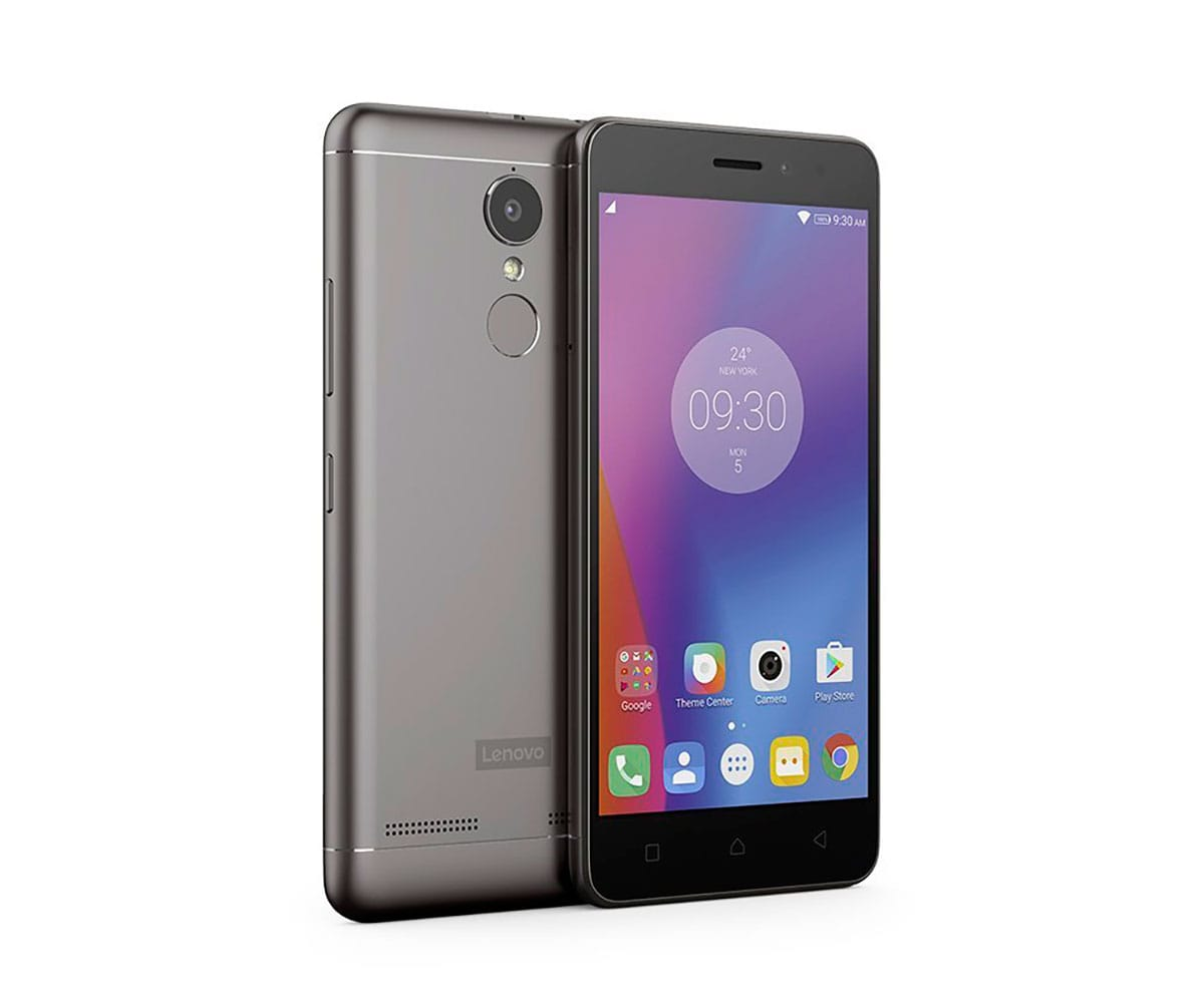 LENOVO K6 NOTE GRIS MÓVIL 4G DUAL SIM 5.5 IPS FHD/8CORE/32GB/3GB RAM/16MP/8MP - K6 NOTE 32GB GRIS IMP