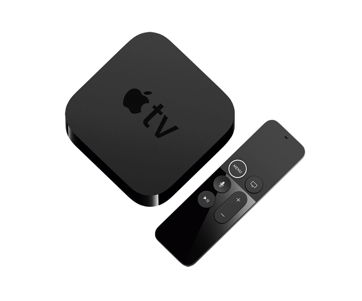 APPLE MQD22HY/A APPLE TV 32GB 4K HDR RECEPTOR DIGITAL MULTIMEDIA PARA TELEVISOR MANDO CON CONTROL PO