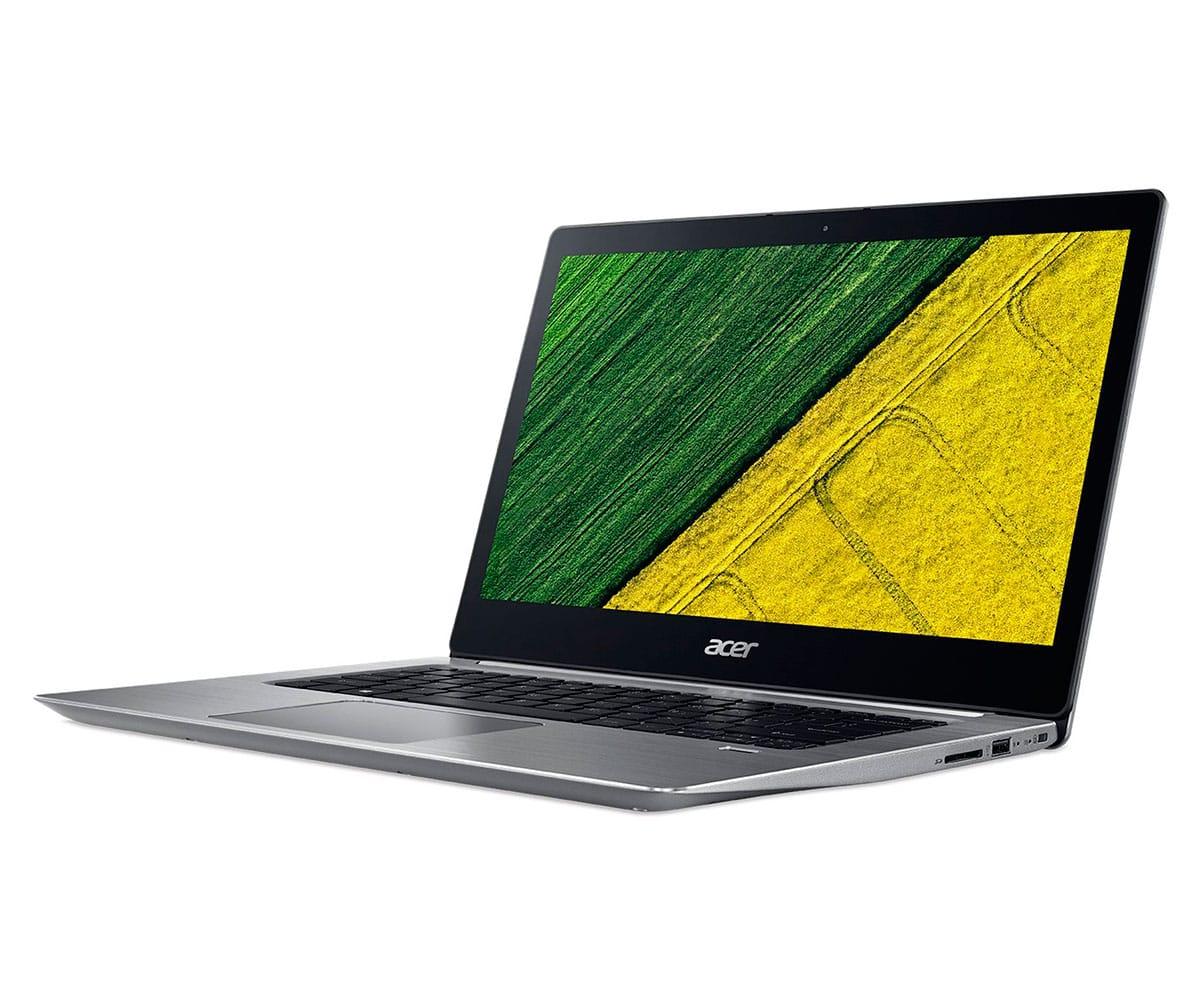 ACER SWIFT 3 SF314-52-55C PLATA PORTÁTIL 14 IPS FHD/i5 2.50GHz/SSD 256GB/8GB RAM/W10 HOME - SF314-52-55C