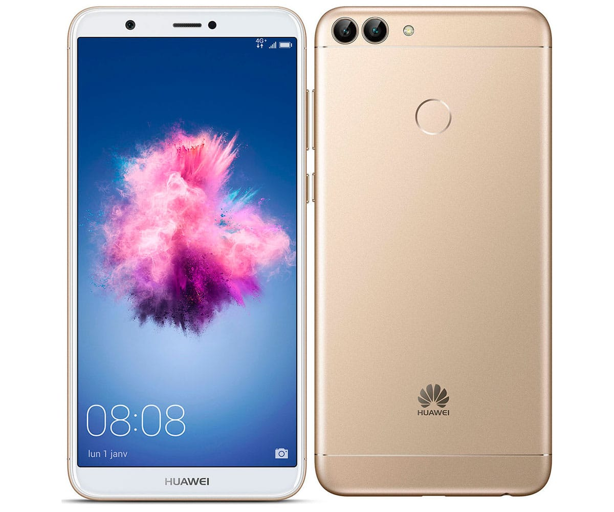 HUAWEI P SMART DORADO MÓVIL 4G DUAL SIM 5.65 IPS FHD+/8CORE/32GB/3GB RAM/13MP+2MP/8MP -