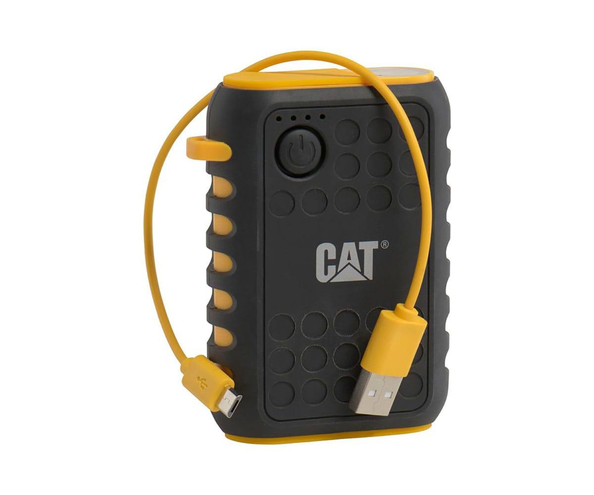 CAT ACTIVE URBAN POWERBANK BATERÍA PORTÁTIL RUGERIZADA 10.000mAh PUERTO MICRO USB ALTA CALIDAD FUNCI - ACTIVE URBAN POWERBANK