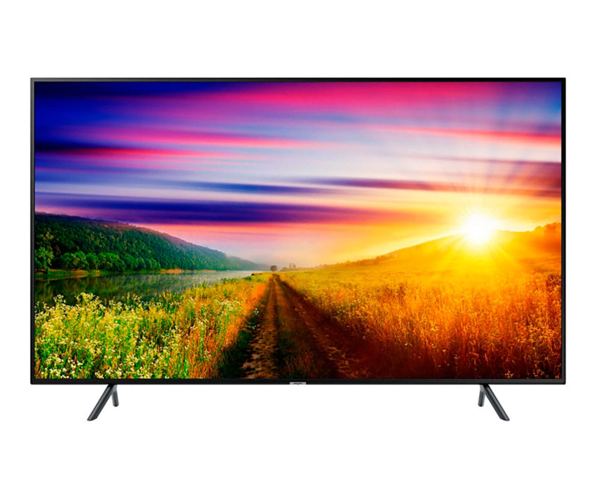 SAMSUNG UE65NU7105 TELEVISOR 65 LCD LED UHD 4K HDR 1300Hz SMART TV WIFI - UE65NU7105TXXC