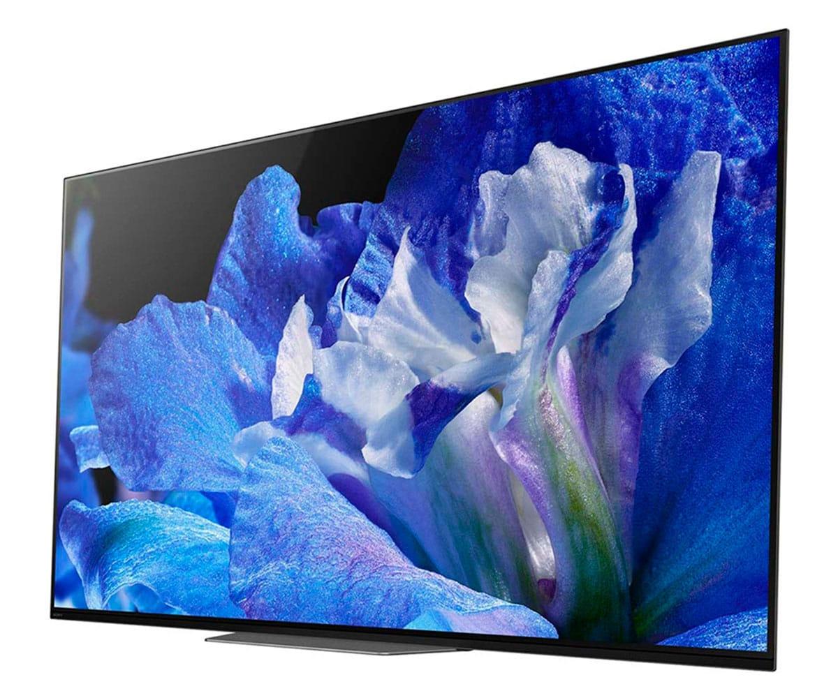 SONY KD-55AF8 TELEVISOR 55 OLED UHD 4K HDR SMART TV ANDROID WIFI BLUETOOTH - KD-55AF8BAEP