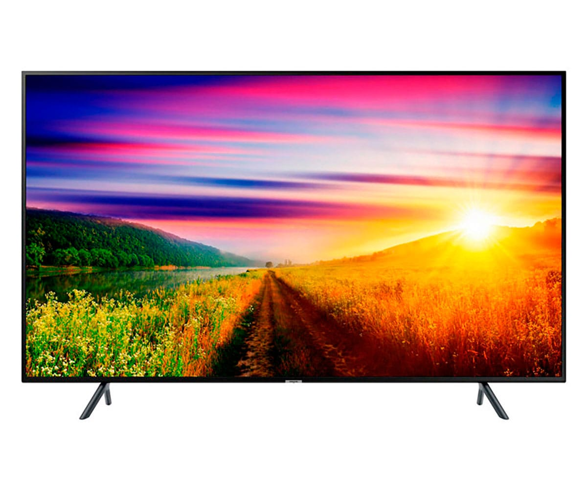 SAMSUNG UE43NU7125 TELEVISOR 43'' LCD LED UHD 4K HDR 1300Hz SMART TV WIFI