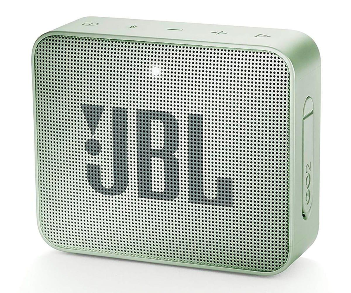 JBL GO2 MINT ALTAVOZ INALÁMBRICO PORTÁTIL 3W RMS BLUETOOTH AUX MICRÓFONO MANOS LIBRES IMPERMEABLE IP - GO2 MINT