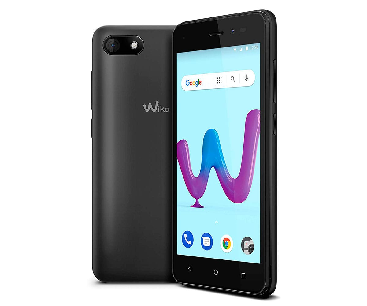 WIKO SUNNY3 ANTRACITA MÓVIL 3G DUAL SIM 5 TFT FWVGA/4CORE/8GB/512MB RAM/5MP/2MP
