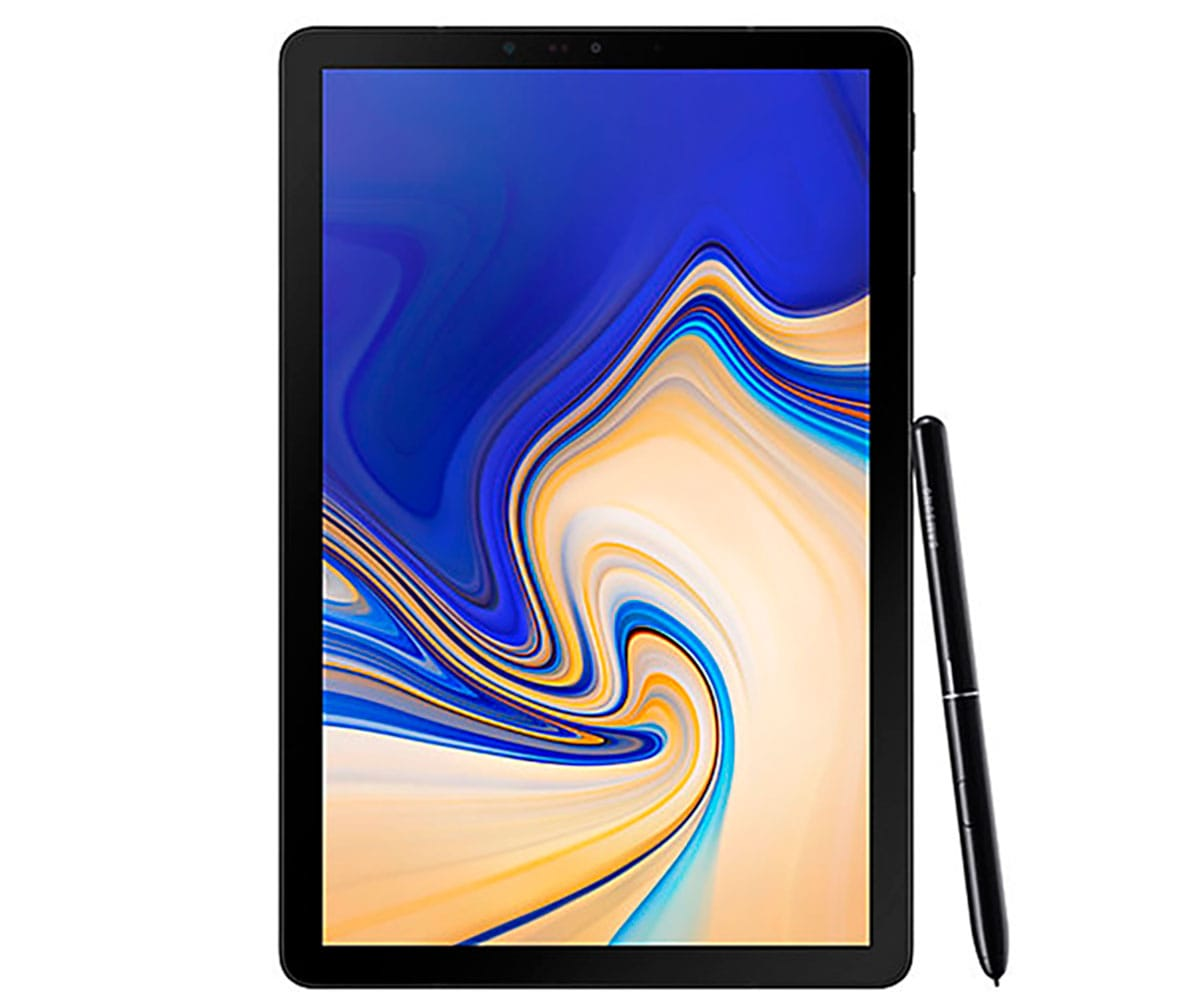 SAMSUNG GALAXY TAB S4 (2018) NEGRO TABLET WIFI 10.5'' SAMOLED WQXGA/8CORE/64GB/4GB RAM/13MP/8MP/S-PEN