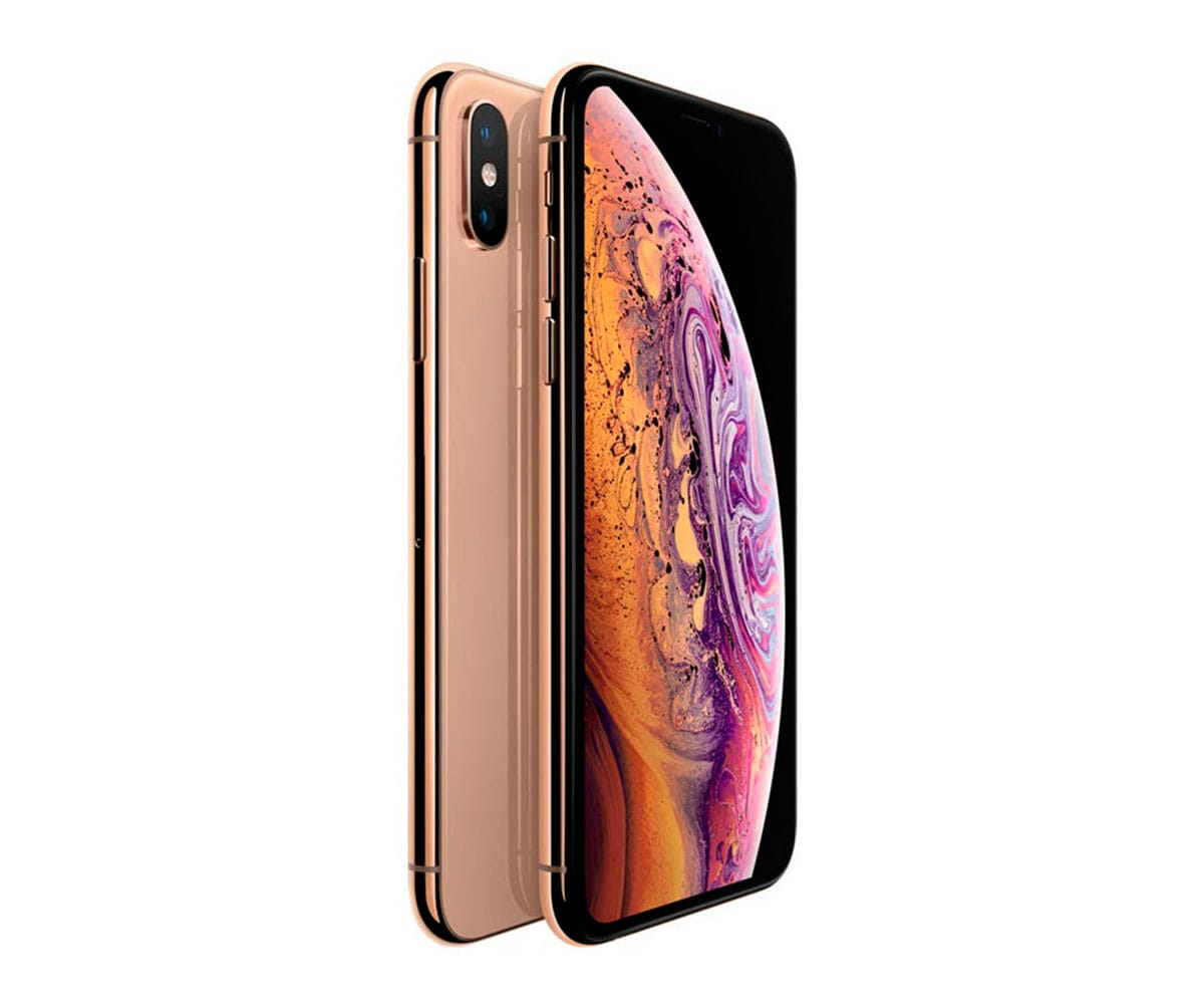 APPLE IPHONE XS 64GB ORO MÓVIL 4G 5.8'' SUPER RETINA HD OLED HDR/6CORE/64GB/4GB RAM/12MP+12MP/7MP