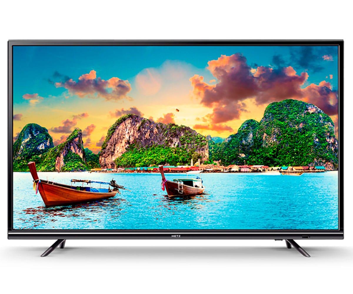 METZ 50U2X41C TELEVISOR 50 LCD LED UHD 4K HDR 200Hz SMART TV NETFLIX WIFI LAN HDMI Y USB REPRODUCT