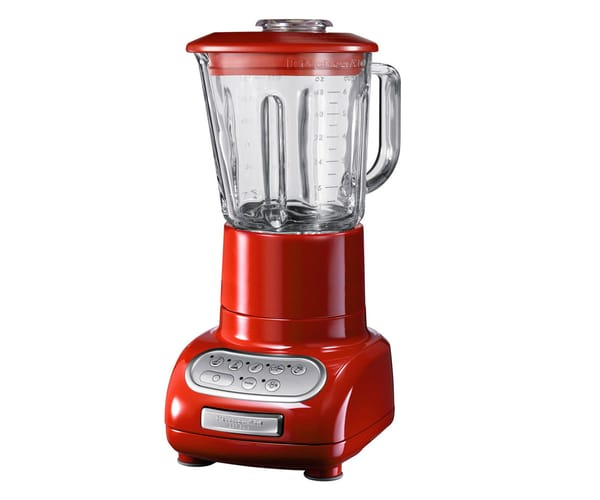 KITCHENAID 5KSB5553 COLOR ROJO LICUADORA DE VASO