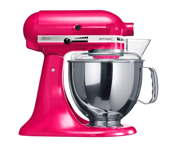 KITCHENAID 5KSM150 COLOR FRAMBUESA ROBOT DE COCINA