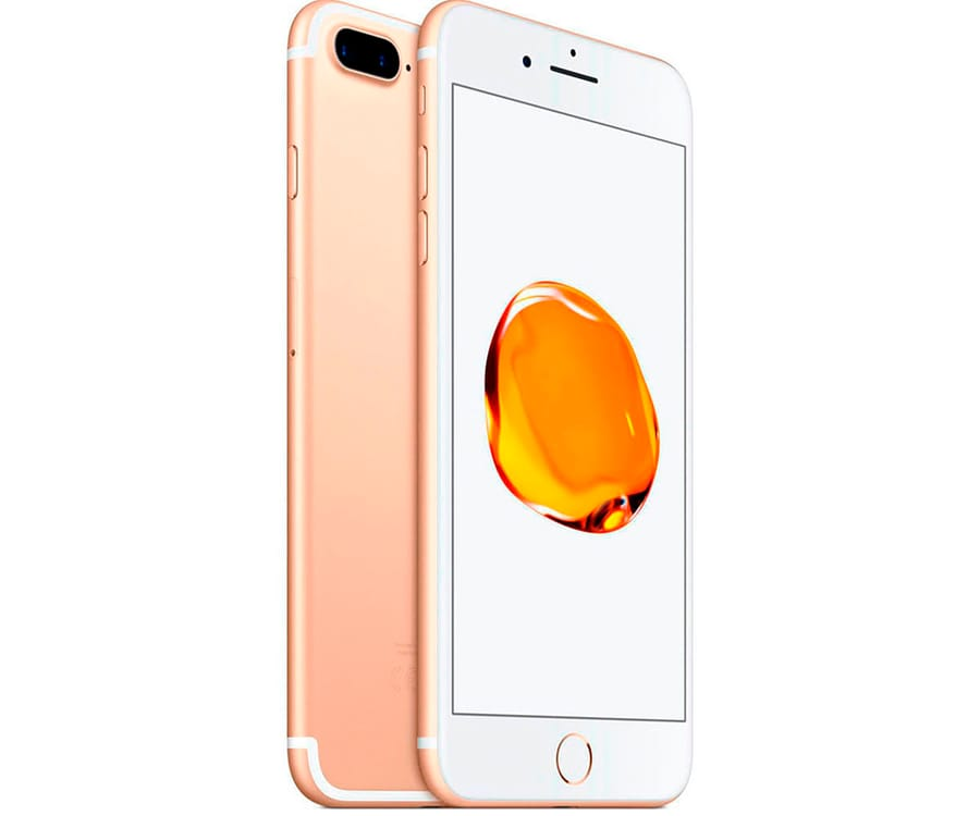 APPLE IPHONE 7 PLUS 32GB ORO REACONDICIONADO CPO MÓVIL 4G 5.5'' RETINA FHD/4CORE/32GB/3GB RAM/12MP+12MP/7MP