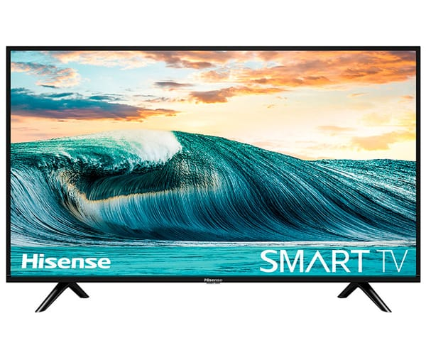 HISENSE H32B5600 TELEVISOR 32'' LCD DIRECT LED HD READY 700Hz SMART TV WIFI CI+ HDMI USB REPRODUCTOR MULTIMEDIA