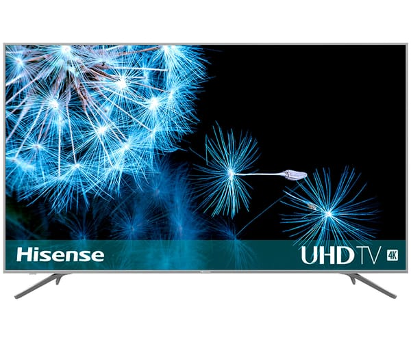 HISENSE H75B7510 TELEVISOR 75'' LCD DIRECT LED UHD 4K 1800Hz DOLBY VISION SMART TV WIFI CI+ HDMI USB REPRODUCTOR MULTIMEDIA