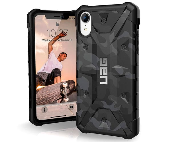 UAG PATHFINDER MIDNIGHT CARCASA APPLE IPHONE XR RESISTENTE