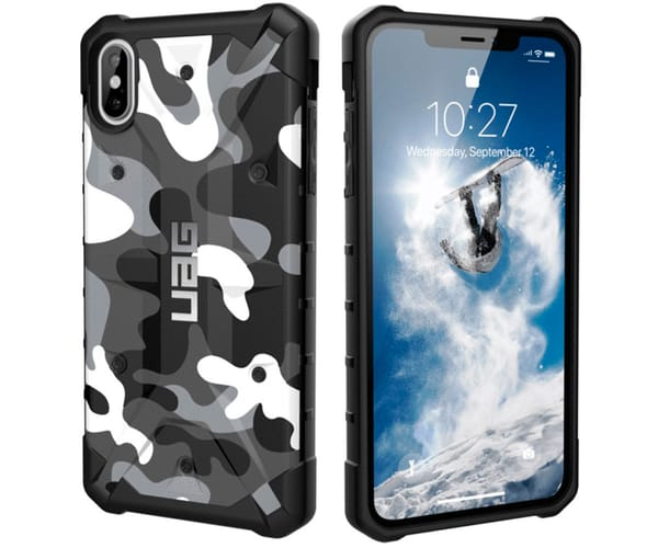 UAG PATHFINDER CAMO CARCASA APPLE IPHONE XS MAX RESISTENTE
