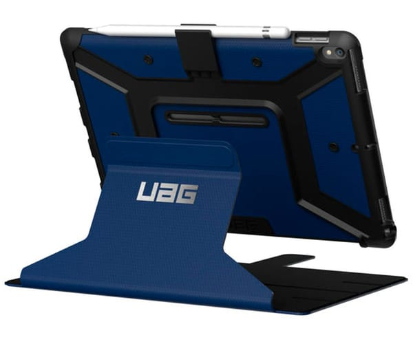 URBAN ARMOR GEAR METRÓPOLIS AZUL FUNDA RESISTENTE APPLE IPAD AIR 10.5'' 2019