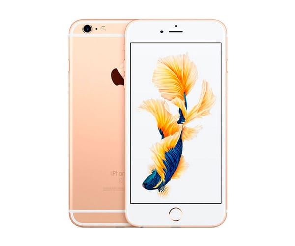 APPLE IPHONE 6S 32GB ORO REACONDICIONADO CPO MÓVIL 4G 4.7'' RETINA HD/2CORE/32GB/2GB RAM/12MP/5MP