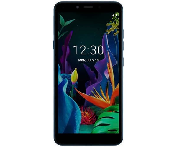 LG K20 AZUL MÓVIL 4G DUAL SIM 5.45'' IPS VGA+/4CORE/16GB/2GB RAM/8MP/5MP