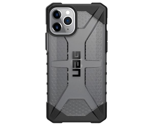 UAG PLASMA CARCASA APPLE IPHONE 11 PRO ASH RESISTENTE