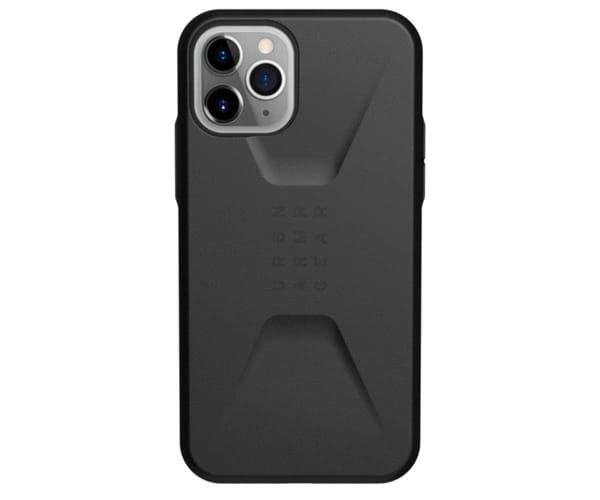 UAG CIVILIAN NEGRO CARCASA APPLE IPHONE 11 PRO 5.8'' RESISTENTE
