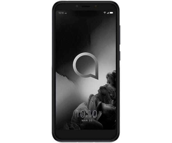 ALCATEL 1S 5024F NEGRO METÁLICO MÓVIL 4G DUAL SIM 5.5'' HD+/8CORE/64GB/4GB RAM/13+2MP/5MP