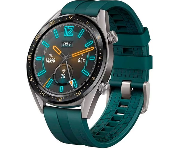 HUAWEI WATCH GT ACTIVE VERDE RELOJ SMARTWATCH 46mm AMOLED GPS BLUETOOTH 5ATM