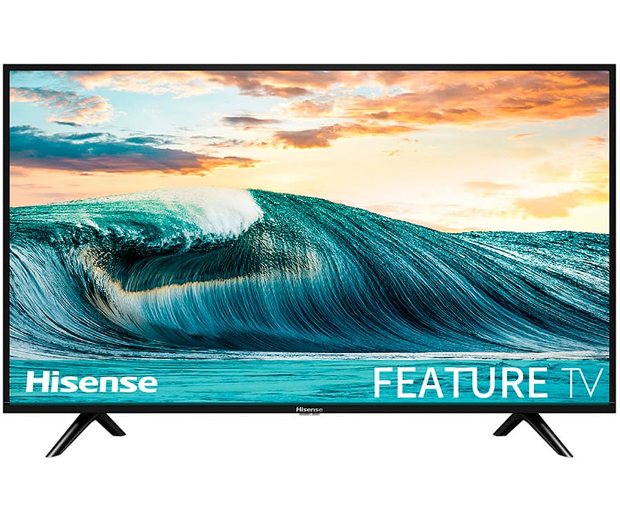 HISENSE H40B5100 TELEVISOR 40'' LCD DIRECT LED FullHD 400Hz CI+ HDMI USB REPRODUCTOR MULTIMEDIA