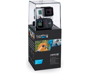 GOPRO HERO3+ MOTORSPORT BLACK EDITION