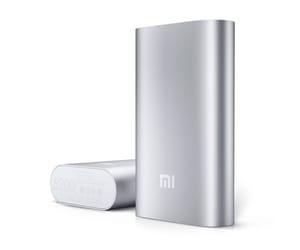 XIAOMI MI POWER BANK 5200 mAh PLATA