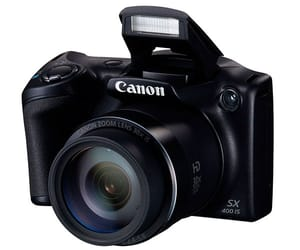 CANON POWERSHOT SX400 IS NEGRO