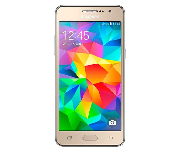 SAMSUNG TELEFONO MOVIL GALAXY GRAND PRIME G530F GOLD