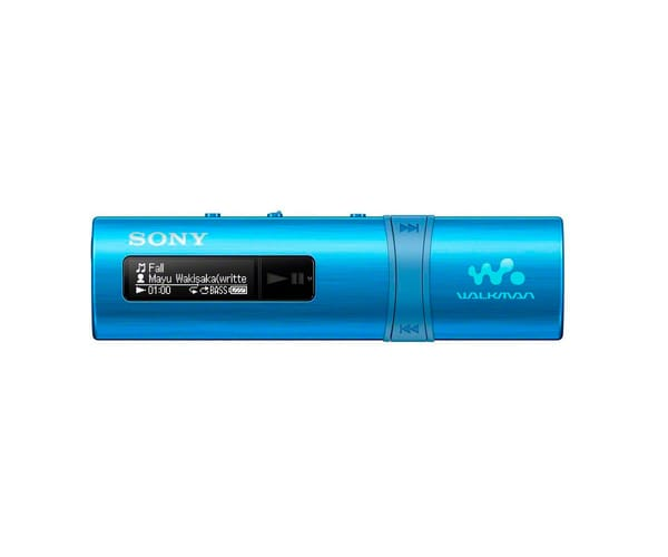 SONY REPRODUCTOR MP3 NWZ-B183FL AZUL