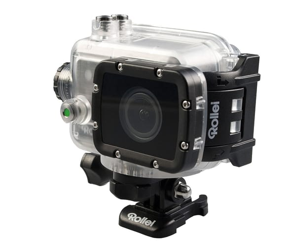 ROLLEI ACTIONCAM 6S WIFI CÁMARA DEPORTIVA FULL HD 16 MP