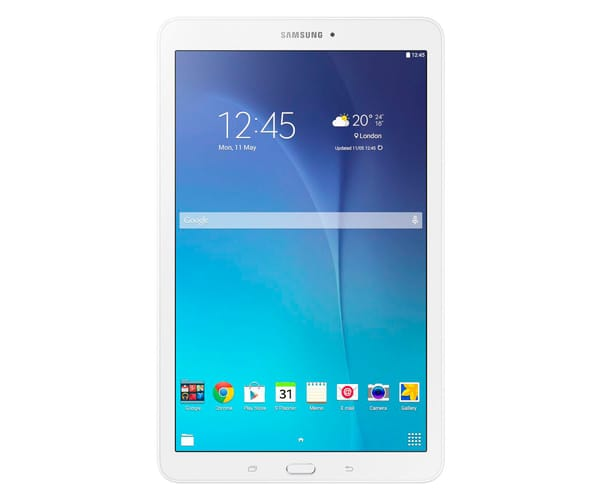 SAMSUNG SM-T560 GALAXY TAB E WIFI TABLET 9.6''/8GB/1.5GB RAM/5MP BLANCA